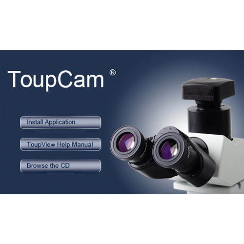 ToupView for ToupCam Camera